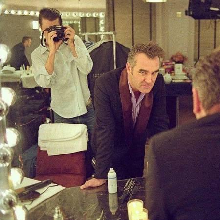 McGinley:Morrissey